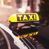 タクシーを使う